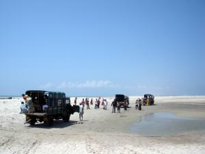 dhanushkodi jeep