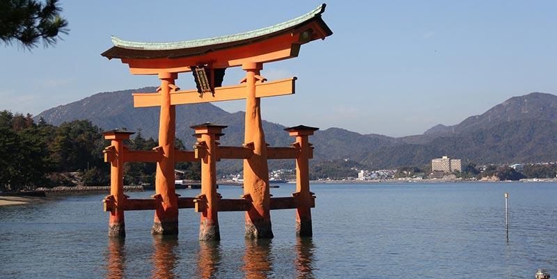 large torii