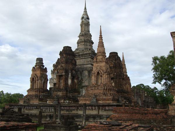 temple sukhothai