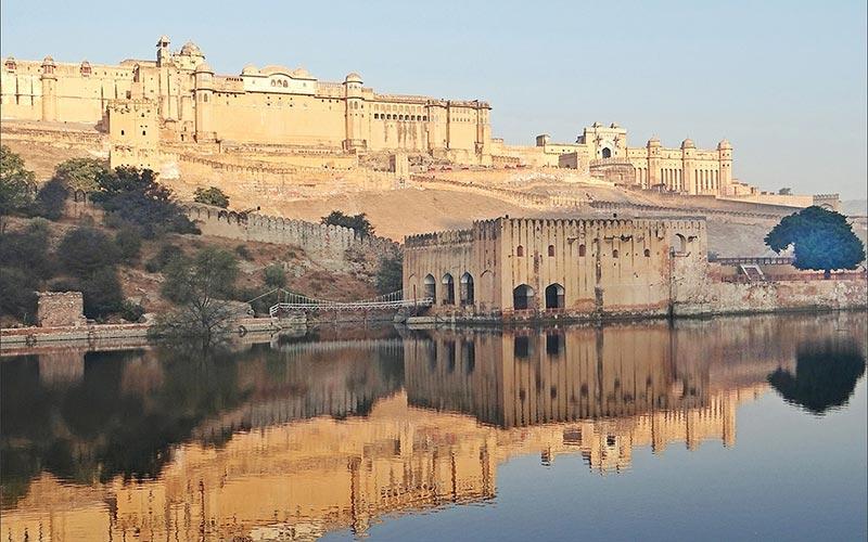 fort amber Rajasthan